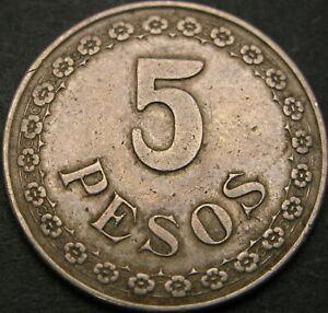 PARAGUAY 5 Pesos 1939 - VF/XF - 1759 ¤
