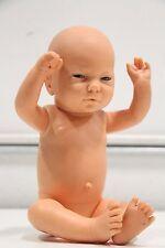 "Anatomically Correct Baby Girl Life Like 17"" 3.4 lbs Furga Training Battery Doll"
