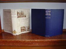 Old SIXTY-THREE YEARS OF ENGINEERING Book 1924 SIR FRANCIS FOX RAILWAY MINING ++