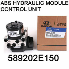 Genuine Hydraulic ABS Module Oem 589202E150 for Tucson 07~09, Kia Sportage 07~09