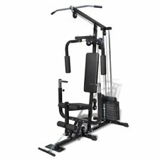 vidaXL Multi Gym Utility Fitness Machine Bench Strength Weights Equipment