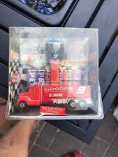 PEZ  Candy Dispenser  NASCAR Semi-Truck KASEY KAHNE 9 Dodge Red Base Collectible