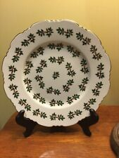 FORMALITIES BAUM BROTHERS HOLLY COLLECTION CAKE PLATE