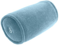 Massage Roll Vibrating Neck Pillow Electric Cushion Relaxes Muscles Colors Vary