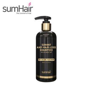 [SUMHAIR] Summit Anti Hair-Loss Shampoo 300ml - BEST Korea Cosmetic