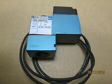 New Other, Pme-506Aaaa Solenoid Valve, 24V Dc, 25 To 150 Psi.