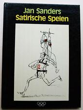 Satirische Spelen Jan SANDERS éd Van Doddendurgh Amsterdam 1984 EO