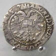 Weissgroschen 1587, Kuttenberg, Rudolph II., Silber