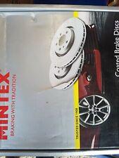 Mintex coated MDC1467C Brake Discs Pair New Boxed - Mercedes-Benz M-Class W163