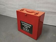 More details for breathing apparatus ba lockable case box - british army mod fire brigade service