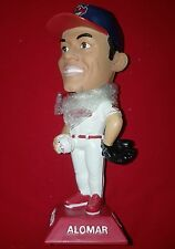 2001 ROBERTO ALOMAR #12 Bobblehead Cleveland Indians SGA (#7 in Series of 7) MNT