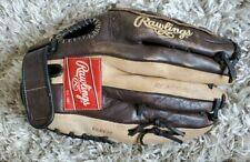 "Rawlings RENEGADE Leather Shell 13"" Baseball Glove R140 Left Hand Thrower ECBE29"
