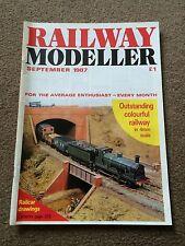 Railway Modeller Magazine - September 1987