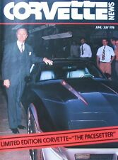 SUPERIOR SHIPPING  Corvette News Magazine June July 1978
