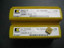 SNMN322 FW KY3400 KENNAMETAL FINISH WIPER CERAMIC INSERTS