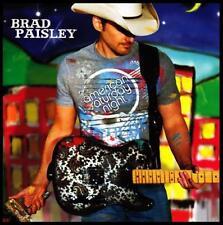 BRAD PAISLEY - AMERICAN SATURDAY NIGHT CD Album ~ COUNTRY *NEW*