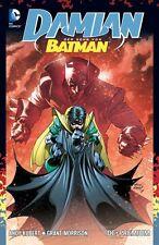 DC premium HC/Variant # 87-damian: el hijo de Batman - 555 ex. Panini 2014