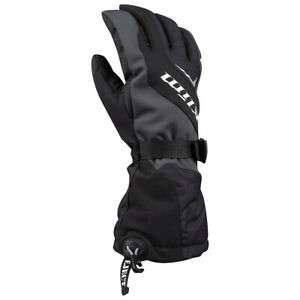 Brand New Klim Ember Gauntlet Glove - M - Black - # 3228-000-130-000