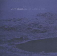 JEFF BEADLE - WHERE DID WE GET LOST  CD NEU