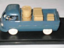 VW Pritsche T1 1950/51 Original Werbemodell VW mit Zubehör ca.1:43