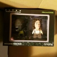 Alien: The Nostromo Collection Nerd Block Exclusive Titan Vinyl Twin Pack!