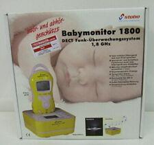 Stabo 1800 Babyphone Baby oder Überwachung von Pflegebedürftigen Ab 0 Mon