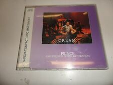 Cd  Cream von Prince (1991) - Single