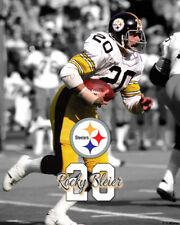 Pittsburgh Steelers ROCKY BLEIER Spotlight Photo 8x10 #1 4 X SUPER BOWL CHAMPS