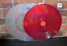 THE DOORS - Live In Pittsburgh 1970 Vol 1 & 2, Limited CLEAR & RED VINYL New!