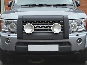 Land Rover OEM LR4 Discovery 4 2010-2013 Genuine A Frame Protection Bar NEW