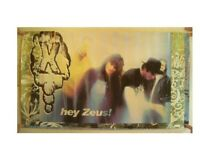 X Poster Hey Zeus! Exene Cervenka John Doe