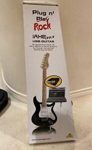 Behringer iAxe 393 6 String Full Electric Guitar USB/Quarter Inch