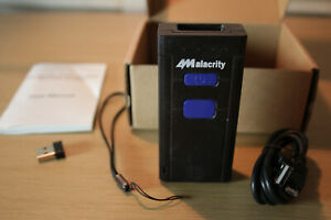 Alacrity Bluetooth Barcode Scanner, Bluetooth 2.4G Wireless USB/Wired