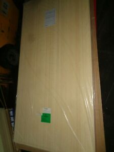 "Bamboo Plywood Sheet Teragren 96x48x3/4"" Solid oversize Furniture Grade hard"
