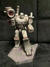 PALISADES TRANSFORMERS G1 12? INCH MEGATRON POLYSTONE STATUE #752/1000 READ