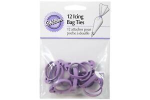 Wilton Icing Bag Ties - Pack of 12