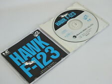 HAWK F-123 Ref/bbc PC Engine SCD pe
