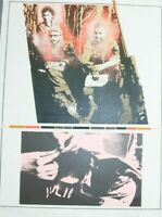 Serigraphy signed by the author. Illegible signature. Cuban Art