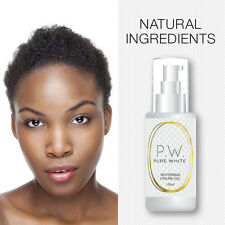 PURE WHITE WHITENING CREAM-GEL FAIRER SKIN TONE EVEN COMPLETION STRONG