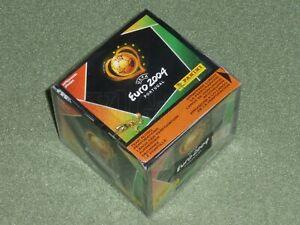 2004 UEFA EURO Portugal sticker PANINI - sealed box (50 packets * 5 stickers)