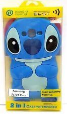 Samsung Galaxy J7 Core NEW Disney Lilo & Stitch Silicon Case Back Cover ~ryokan