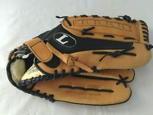 Louisville Slugger LP1350 Brown Black Baseball Softball Glove RHT Size 13.5in.