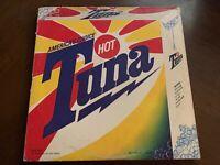 HOT TUNA AMERICA'S CHOICE VINYL LP GRUNT PSYCH ROCK AIRPLANE