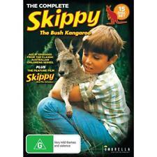 Skippy - The Complete Series Movie DVD 15 Disc Set