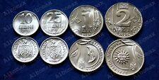 Moldova 2020 set of 4 circular coins
