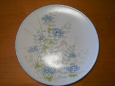 "Noritake Progression BEWITCH 9078 Dinner Plate 10 1/2"" Blue 1 ea  11 available"