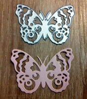 Sizzix Die Cutter Thinlits   Mini Butterfly #3  fits Big Shot