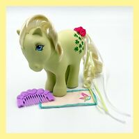 Vintage MLP Minty G1 My Little Pony Clover Green