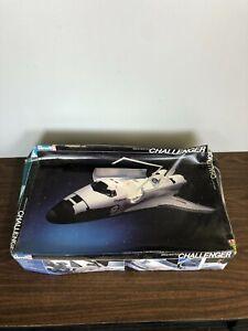vintage Revell 1/72 Scale Model Kit #4734 Space Shuttle Challenger