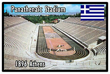 PANATHENAIC STADIUM, 1896 ATHENS - SOUVENIR NOVELTY FRIDGE MAGNET - GIFTS